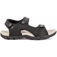 kengät Miehet Sandaalit ja avokkaat Lumberjack SM43006 002 R93 Musta