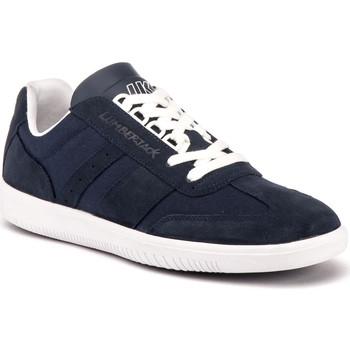 kengät Miehet Matalavartiset tennarit Lumberjack SM54605 001 V42 Sininen
