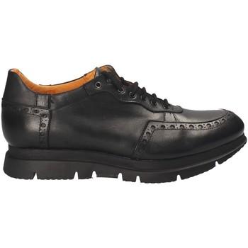 kengät Miehet Derby-kengät Rogers 351-69 Musta