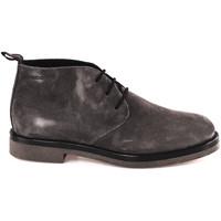 kengät Miehet Bootsit IgI&CO 2108100 Musta
