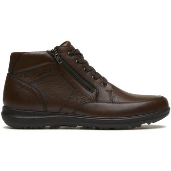kengät Miehet Bootsit Enval 2231311 Ruskea