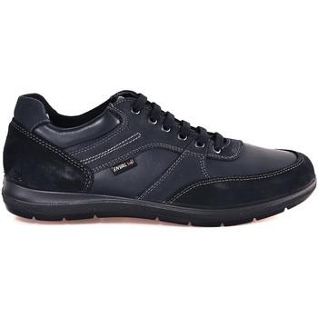 kengät Miehet Matalavartiset tennarit Enval 2234622 Sininen