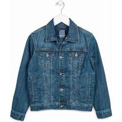 vaatteet Lapset Farkkutakki Losan 713 2650AA Sininen