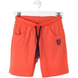 vaatteet Lapset Shortsit / Bermuda-shortsit Losan 713 6002AA Oranssi