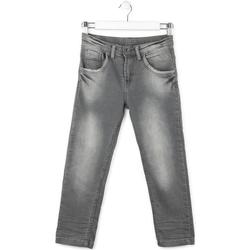 vaatteet Lapset Slim-farkut Losan 713 6012AA Harmaa