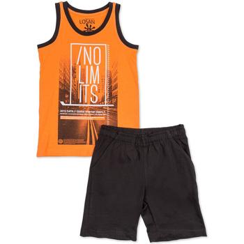 vaatteet Pojat Kokonaisuus Losan 713 8044AA Oranssi