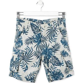 vaatteet Lapset Shortsit / Bermuda-shortsit Losan 713 9005AA Sininen