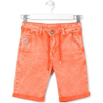 vaatteet Lapset Shortsit / Bermuda-shortsit Losan 713 9010AA Oranssi
