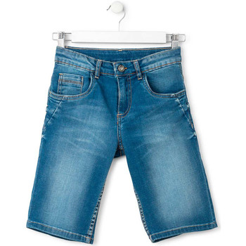 vaatteet Pojat Shortsit / Bermuda-shortsit Losan 713 9660AA Sininen