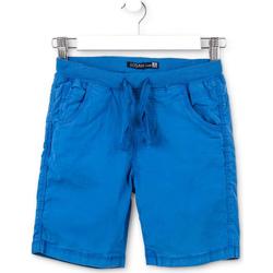 vaatteet Lapset Shortsit / Bermuda-shortsit Losan 713 9665AA Sininen