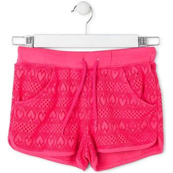 vaatteet Tytöt Uima-asut / Uimashortsit Losan 714 6010AB Vaaleanpunainen