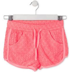 vaatteet Lapset Shortsit / Bermuda-shortsit Losan 714 6021AB Vaaleanpunainen