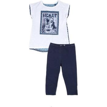vaatteet Tytöt Kokonaisuus Losan 714 8002AB Sininen