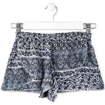 vaatteet Lapset Shortsit / Bermuda-shortsit Losan 714 9008AB Sininen