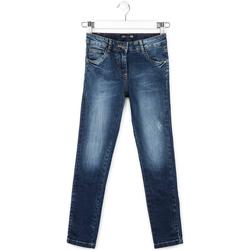 vaatteet Lapset Slim-farkut Losan 714 9011AB Sininen