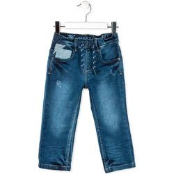 vaatteet Lapset Suorat farkut Losan 715 6012AC Sininen
