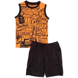 vaatteet Pojat Kokonaisuus Losan 715 8043AC Oranssi