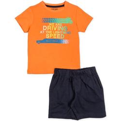 vaatteet Pojat Kokonaisuus Losan 715 8047AC Oranssi