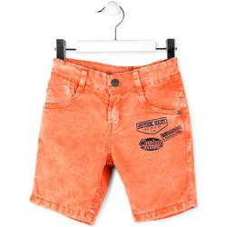 vaatteet Pojat Shortsit / Bermuda-shortsit Losan 715 9009AC Oranssi