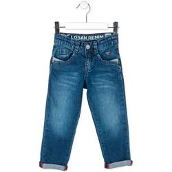 vaatteet Lapset Suorat farkut Losan 715 9016AC Sininen