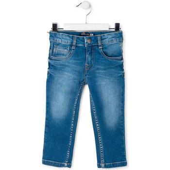 vaatteet Lapset Slim-farkut Losan 715 9664AC Sininen