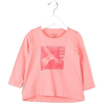 vaatteet Lapset Neulepusero Losan 716 1214AD Vaaleanpunainen