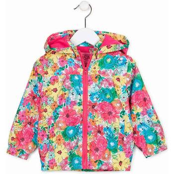 vaatteet Lapset Tuulitakit Losan 716 2000AD Vaaleanpunainen