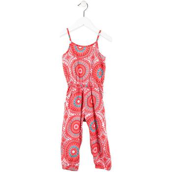 vaatteet Tytöt Jumpsuits / Haalarit Losan 716 7027AD Vaaleanpunainen