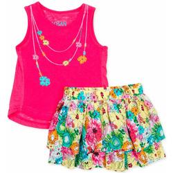 vaatteet Tytöt Kokonaisuus Losan 716 8001AD Vaaleanpunainen