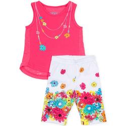 vaatteet Tytöt Kokonaisuus Losan 716 8002AD Vaaleanpunainen