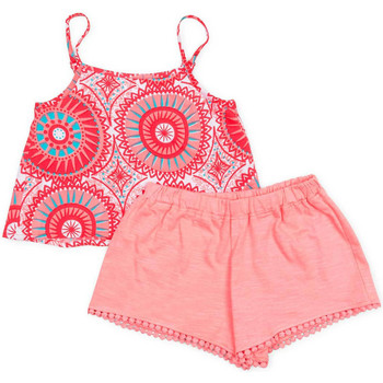 vaatteet Tytöt Kokonaisuus Losan 716 8009AD Vaaleanpunainen