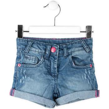 vaatteet Lapset Shortsit / Bermuda-shortsit Losan 716 9003AD Sininen