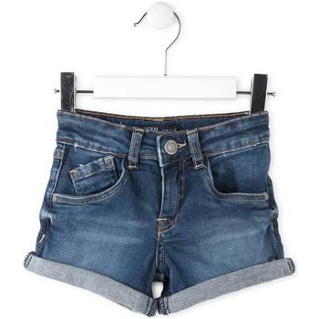 vaatteet Lapset Shortsit / Bermuda-shortsit Losan 716 9657AD Sininen