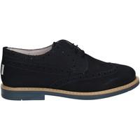 kengät Lapset Derby-kengät Melania ME6045F7E.H Sininen
