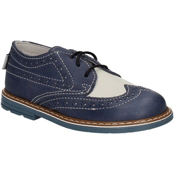 kengät Pojat Derby-kengät Melania ME1060B7E.C Sininen
