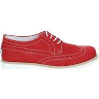 kengät Lapset Derby-kengät Melania ME6045F7E.W Punainen