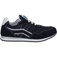 kengät Lapset Matalavartiset tennarit Melania ME6095F7E.A Sininen