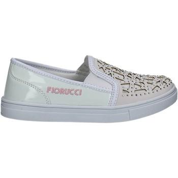 kengät Tytöt Tennarit Fiorucci FKEO044 Valkoinen