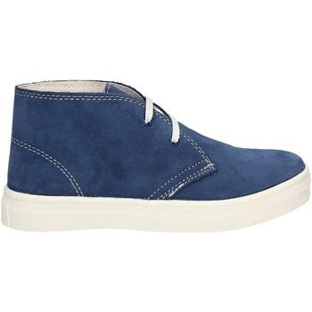 kengät Lapset Bootsit Didiblu D-3500 Sininen