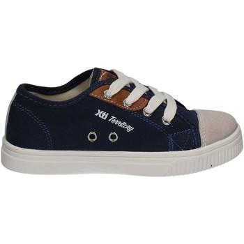 kengät Lapset Matalavartiset tennarit Xti 54851 Sininen