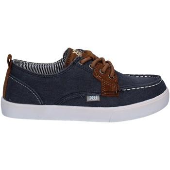 kengät Pojat Purjehduskengät Xti 54932 Sininen