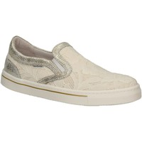 kengät Lapset Tennarit Nero Giardini P732181F Kulta