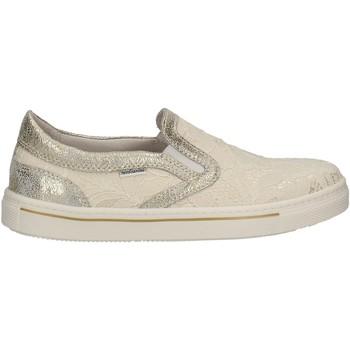 kengät Lapset Tennarit NeroGiardini P732181F Kulta