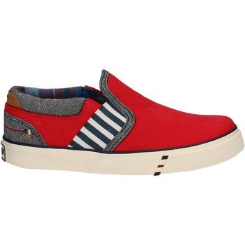 kengät Lapset Tennarit Wrangler WJ17103 Punainen