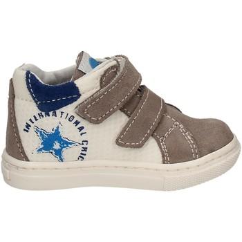 kengät Lapset Matalavartiset tennarit Melania ME0128A7E.C Harmaa