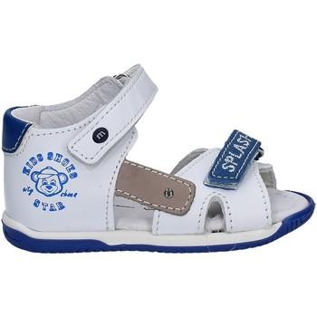 kengät Lapset Sandaalit ja avokkaat Melania ME0813A7E.B Valkoinen
