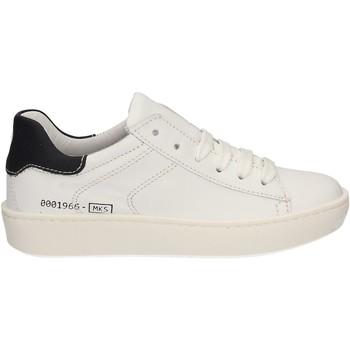 kengät Lapset Matalavartiset tennarit Melania ME6052F7E.A Valkoinen