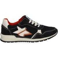 kengät Lapset Matalavartiset tennarit Melania ME6068F7E.F Sininen
