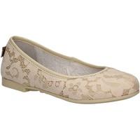 kengät Tytöt Balleriinat Melania ME6100F7E.C Beige