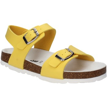 kengät Lapset Sandaalit ja avokkaat Bamboo BAM-14 Keltainen